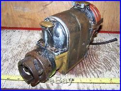 Old BOSCH ZU4 HART PARR Tractor Magneto Car Truck Hit MIss Engine Steam Oiler