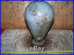 Old Cast Iron RIDER ERICSSON Pressure Dome Hot Air Engine Hit Miss Gas Steam WOW