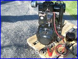 Old DELCO 850 Light Plant Hit Miss Type Generator Engine 32V Dynamo Magneto NICE
