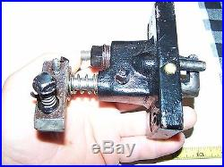 Old DOMESTIC Sideshaft Hit Miss Gas Engine Ignitor Steam Tractor Magneto REBUILT