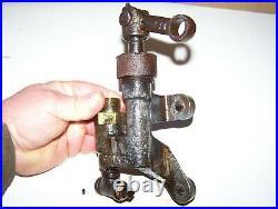 Old FAIRBANKS MORSE Y Diesel Oil Engine Fuel Pump Steam Tractor Magneto Hit Miss