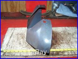 Old IHC FARMALL H Tractor Kerosene Manifold Heat Shield Hit Miss Engine Steam