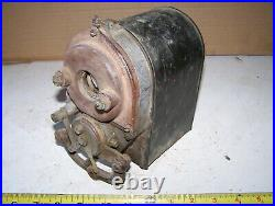 Old KW Model T IHC TITAN 10-20 AVERY Tractor Magneto Hit Miss Engine Steam HOT