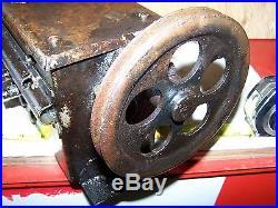 Old MADISON KIPP 6-Feed Steam Prairie Tractor Hit Miss Gas Engine Oiler NICE