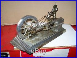 Old Original CRETORS Steam Engine Popcorn Wagon Hit Miss Flyball Governor NICE