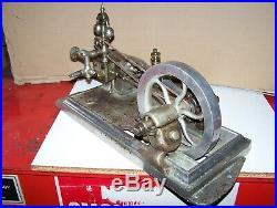 Old Original CRETORS Steam Engine Popcorn Wagon Peanut Roaster Hit Miss NICE