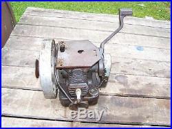Old Original MAYTAG 72 Hit Miss Gas Engine Air Cooled Kick Start Wash Machine