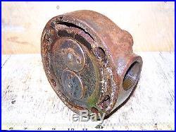 Old ROCK ISLAND EMPIRE ALAMO Hit Miss Gas Engine HEAD Magneto Ignitor Oiler WOW