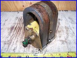 Old SPLITDORF 30 Hit Miss Gas Engine Antique Motor Magneto Steam Oiler NICE HOT