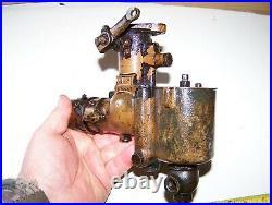 Old STROMBERG M1 M-1 Tractor Brass Carburetor Car Truck Steam Hit Miss Engine