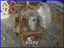 Old Vintage 1929 Maytag Engine Original Hit Miss gas motor Long Base