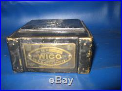 Old Vintage Hit Miss Gas Engine Wico EK Magento Mag Hot