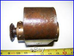 Old WIZARD 2S Hit Miss Gas Engine Brass Magneto Motorcycle Steam Tractor HOT