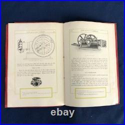 Original Antique Olds Hit Miss Engine Catalogue Lansing Michigan Kempton Pa