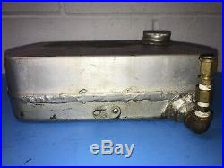 Original Associated United Gas Tank for Hit Miss Gas Engine Tractor