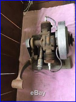 Original Barn Find Maytag Twin Antique Hit And Miss Gas Engine