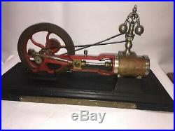 Original CRETORS Steam Engine Popcorn Peanut Wagon Hit Miss Matching NOs #7582