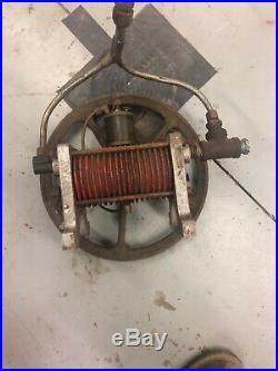 Original David Bradley Air Compressor Pump Garden Tractor Hit Miss Gas Engine