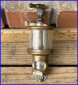 Original Lunkenheimer Paragon No. 2 Hit Miss Stationary Gas Engine Drip Oiler