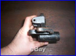 Original N. O. S Early Sparta Economy Hit & Miss Engine Holm Governor Bracket A21