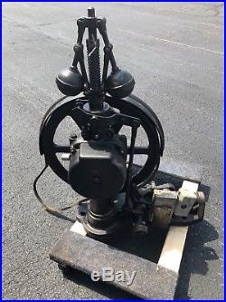 Otis Flyball Governor Antique Elevator Governor Steam Engine Hit Miss Pickering