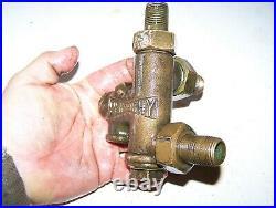 PENBERTHY 1/2 Steam Boiler Water Injector Traction Engine Locomotive Hit Miss