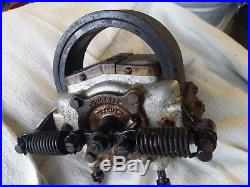 PODLESAK WEBSTER JZ MAGNETO Hit and Miss Famous Gas Engine RARE