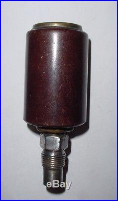 Perfex Model I Vintage Antique Coil Spark Plug Hit Miss Gas Engine Boat Motor