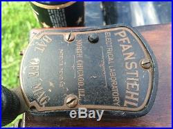 Pfanstiehl electrical laboratory coil. Hit & miss engine antique motor