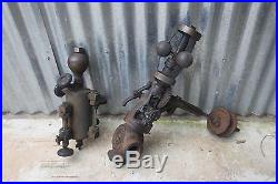 Pickering Hit and Miss engine Steam Engine ball governor valve