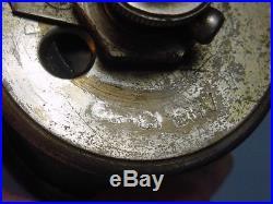 Powell Signal Flat Glass Hit Miss Gas Steam Engine Oiler