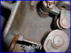RAREARLY Fairbanks Morse Z Hit Miss Gas Engine Governor Bracket Cast Iron ZAA37