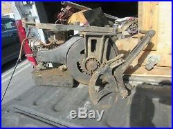 RARE EASY Gas Washing Machine, antique hit miss gas engine