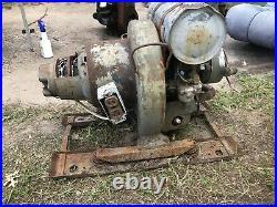 RARE Vintage 1940s Military Homelite HRA Generator Hit Miss Gas Engine