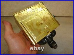 REBUILT IHC WICO EK MAGNETO for an Old Hit Miss Gas Engine Very Hot! Very Nice