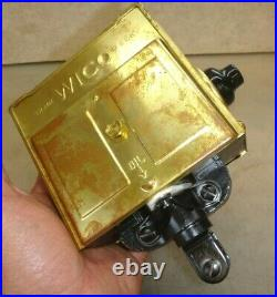 REBUILT WICO EK MAGNETO for an Old Hit and Miss Gas Engine Very Hot! Very Nice