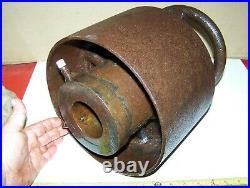 ROOT VANDERVOORT 10 CLUTCH PULLEY Hit Miss Gas Engine Steam Tractor Magneto