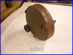 R&V antique hit miss gas engine muffler