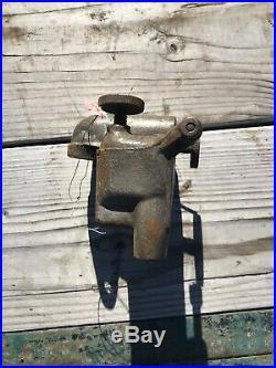 Rare Carburetor Field Sattley Antique Hit And Miss Gas Engine Part AK 201