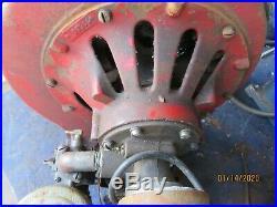 Rare Homelite Model D Generator 12 Volt Hit Miss 2 Cycle 1918's
