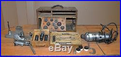 Rare antique valve grinding lot B & D model A ford hit & miss engine collectible