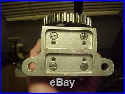 Rebuilt Sumter #12 Magneto & Gear Fairbanks Morse Headless Hit Miss Gas Engine