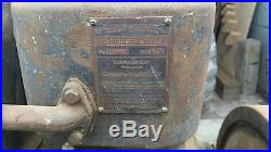 Red Wing Motor Company Red Wing Thorobred hit & miss 14 hp boat inboard