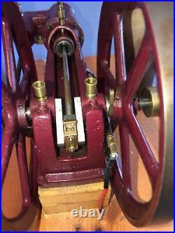Reid 1/8 Scale B & H Burns & Horner Model Hit Miss Gas Engine