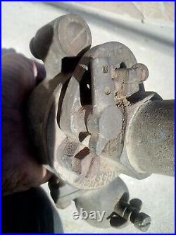 SCHEBLER CARBURETOR hit miss stationery engine vintage marine boat ship oct 14 d