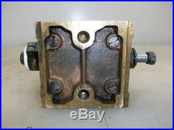 SUMTER JR MAGNETO with ALL BRASS CASE Hit and Miss Gas Engine MAG HOT HOT HOT