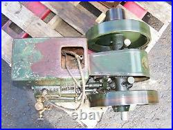 SUPER ORIGINAL CUSHMAN X Hit Miss Gas Engine Steam Tractor Magneto Motor Oiler