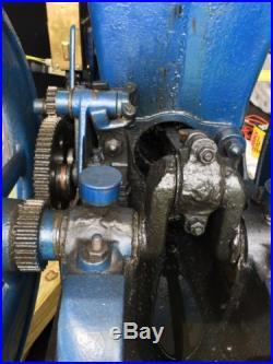 Sattley Hit & Miss Engine