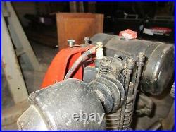 Sattley Montgomery Ward hit miss engine 1HP