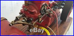 Scale Model, Associated, Johnny Boy, Hit and Miss Gas Engine, Breisch Castings